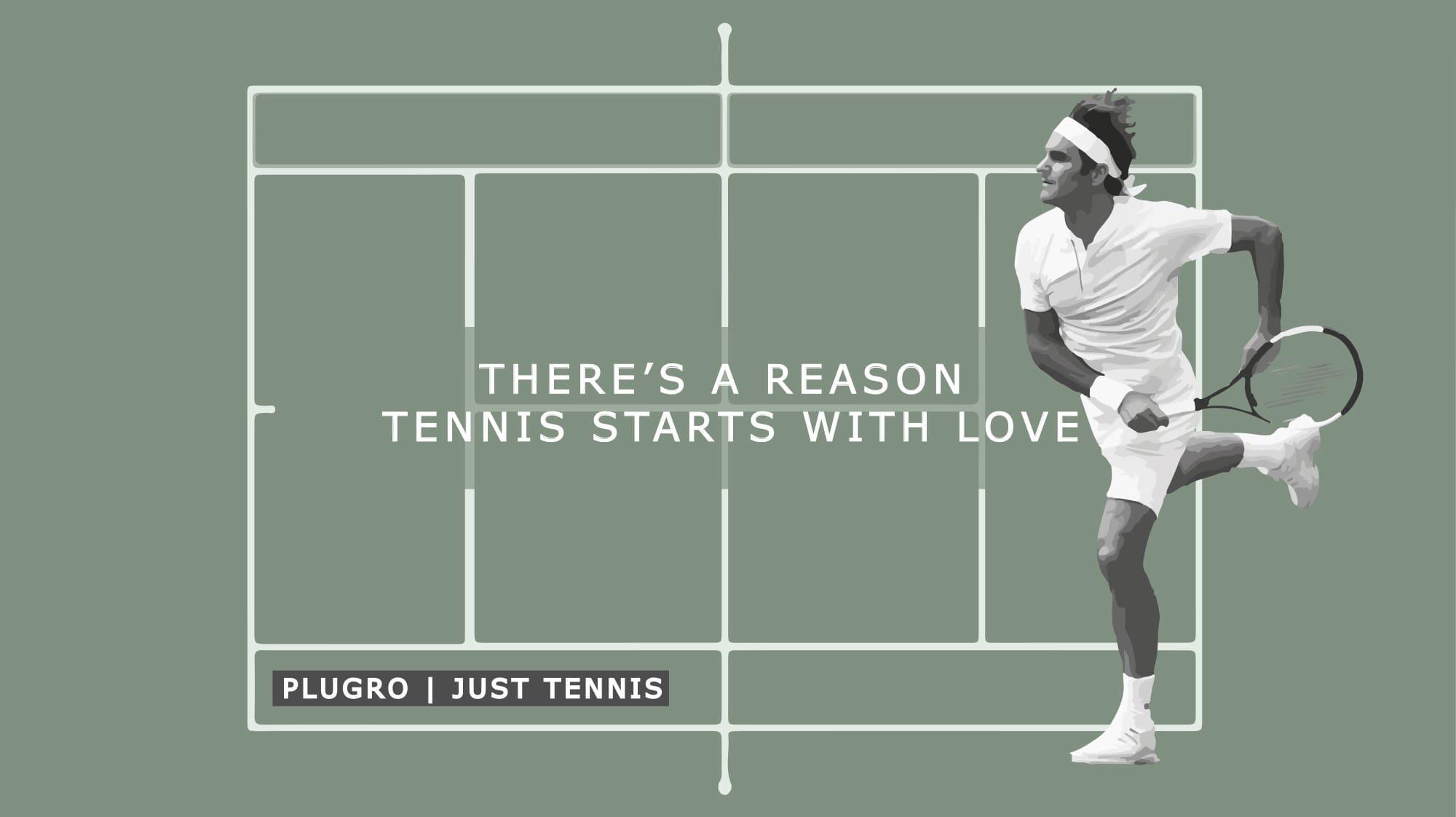 Plugro Just Tennis